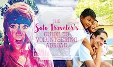 The Solo Traveler's Guide To Volunteering Abroad with IVHQ