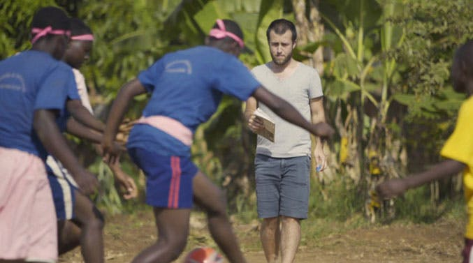 Sports Education volunteer in Uganda with IVHQ
