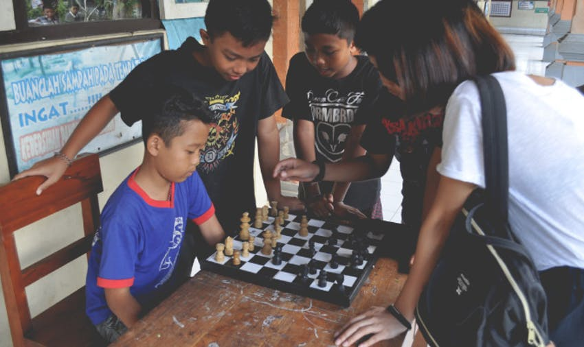 Have a meaningful impact volunteering in Bali with IVHQ