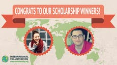 IVHQ Volunteer Abroad Scholarship Winners