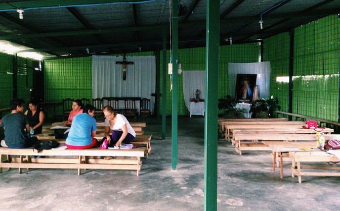 Volunteer teaching placement - Cornado