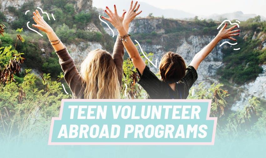 Volunteer as a teen with IVHQ