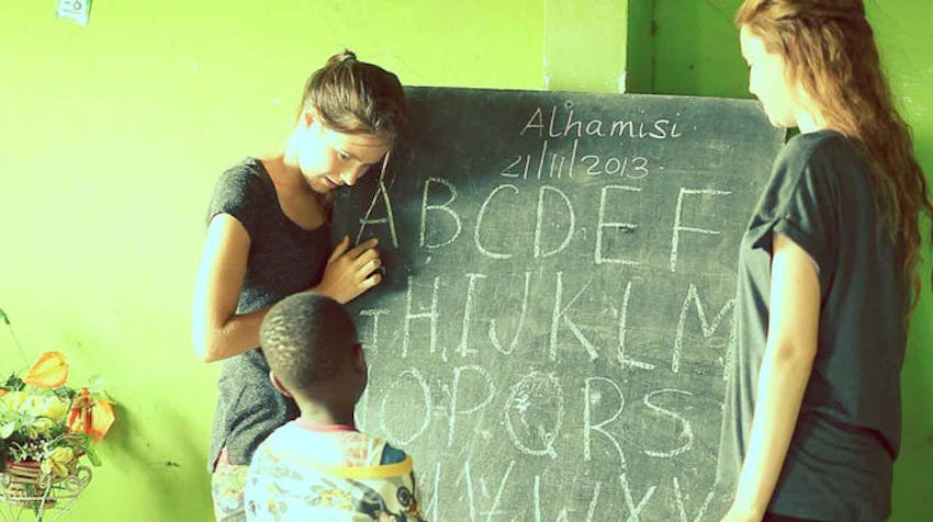 TEFL Course - Volunteer Abroad in Tanzania
