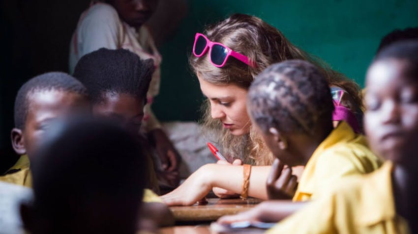 TEFL Course - Volunteer Abroad in Zambia