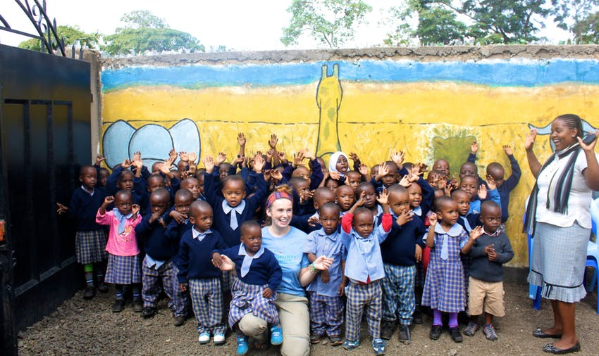 Volunteering in Tanzania with IVHQ on your gap year