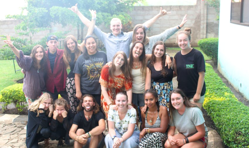 Make lifelong friends on your gap year volunteering in Tanzania