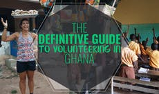 The Definitive Guide To Volunteering In Ghana