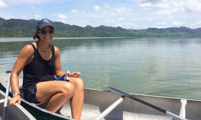Explore Lake Bosomtwe on your weekends in Ghana