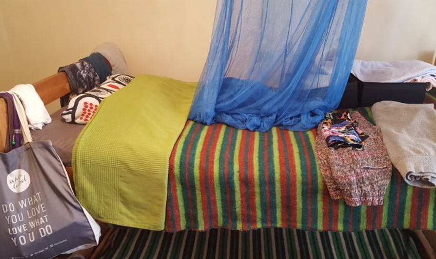 What you can expect volunteering in Kenya - accommodation and living