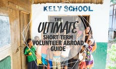 The Ultimate Short Term Volunteer Abroad Guide wth IVHQ