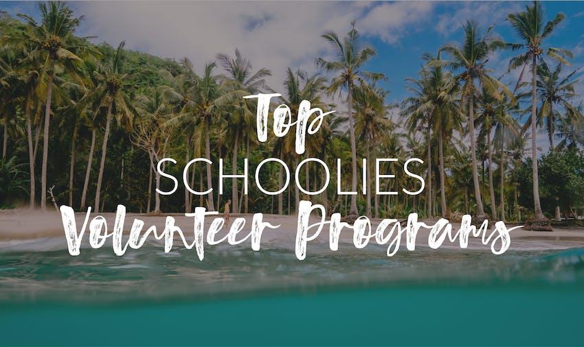 Find the best Schoolies Volunteer Programs for 2019