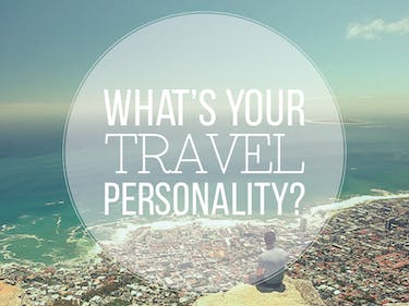 Whats Your Travel Personality