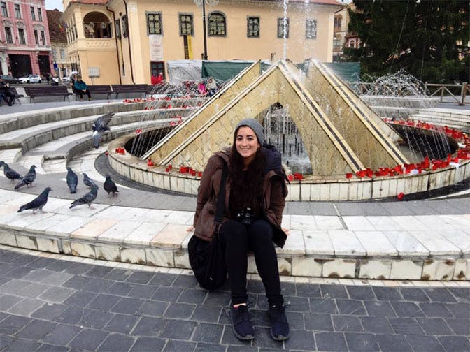 Traveling around Europe as an IVHQ volunteer in Romania