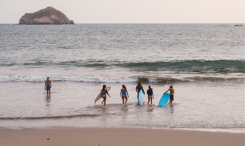 Sea turtle conservation Costa Rica - explore during your weekends
