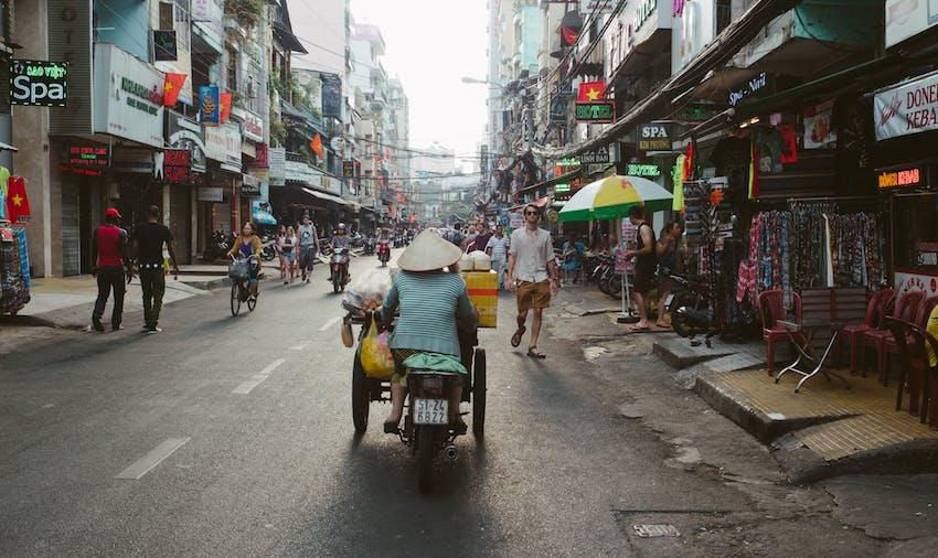 Volunteer in Vietnam with IVHQ