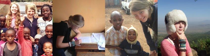 How volunteering in Kenya as a teenager impacted me