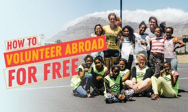 How To Volunteer Abroad For Free with IVHQ
