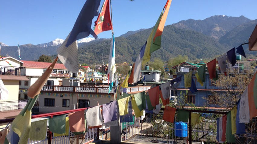 Dharamsala, India as a volunteer in your 20's with IVHQ