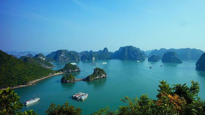 Visit and volunteer in Halong Bay in Vietnam with IVHQ
