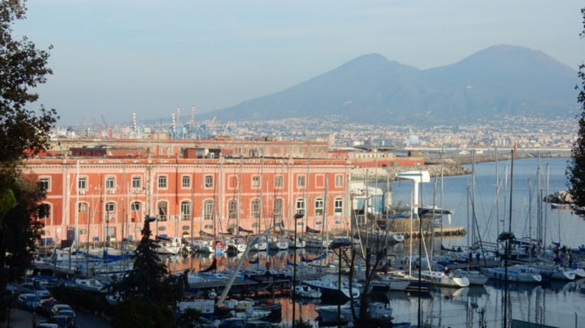Visit Naples, Italy during your 20s with IVHQ