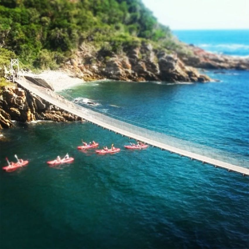 Visit Storms River during an IVHQ weekend in South Africa