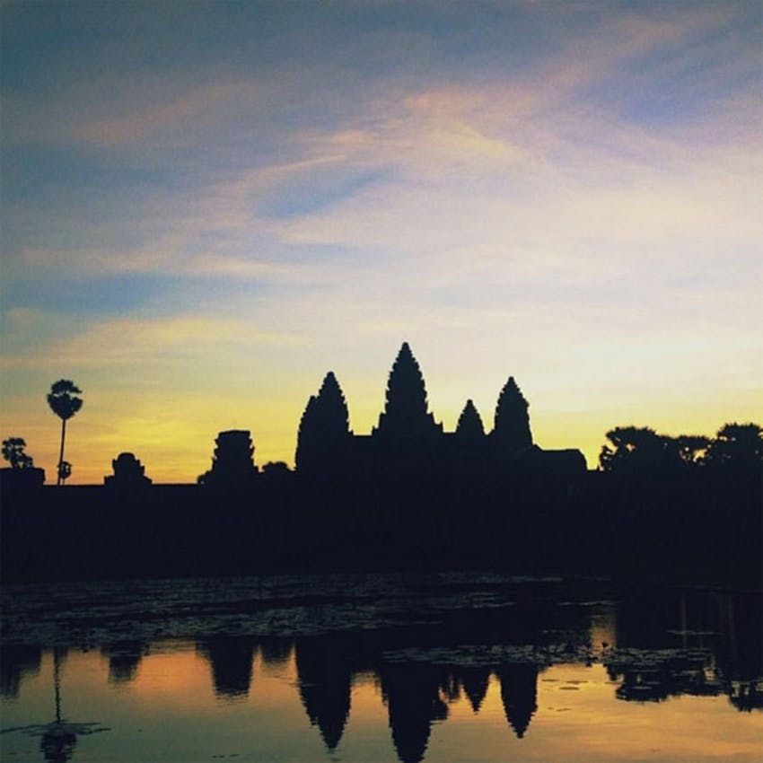 Visit the temples of Angor Wat as a volunteer in Cambodia with IVHQ