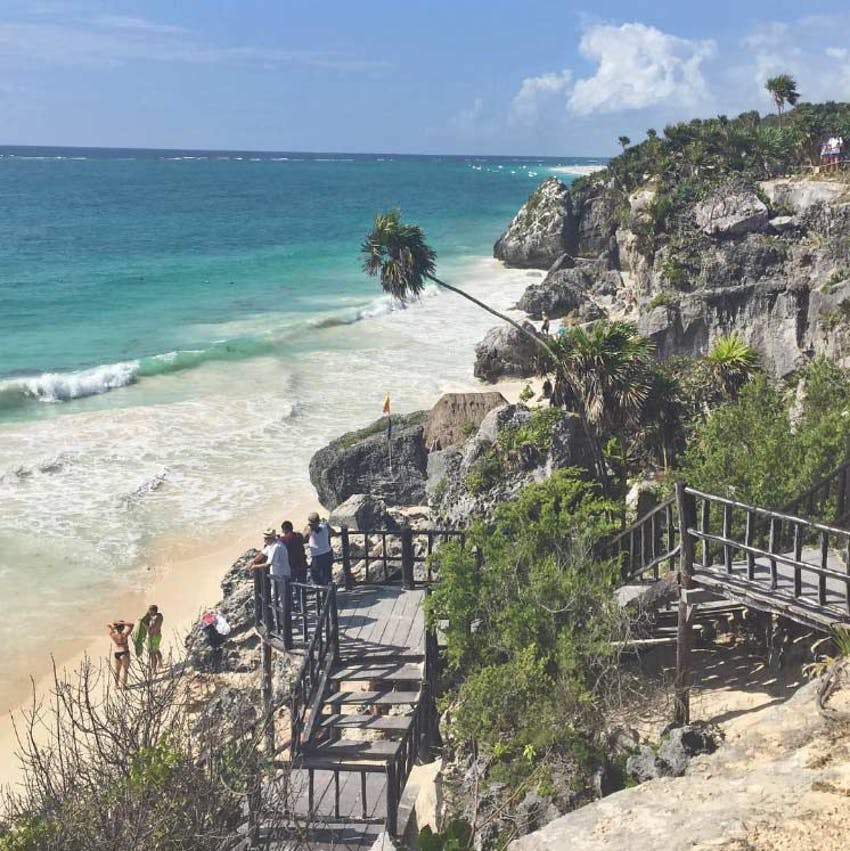 Visit Tulum as an IVHQ volunteer in Mexico