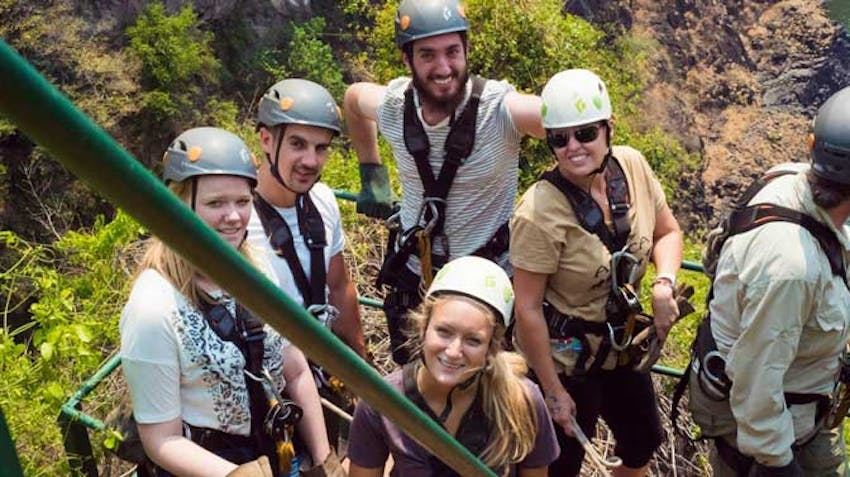 Visit and volunteer in Victoria Falls with IVHQ
