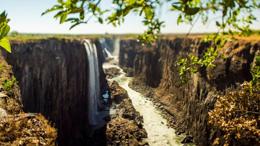 Visit Victoria Falls as an IVHQ volunteer abroad in Zambia