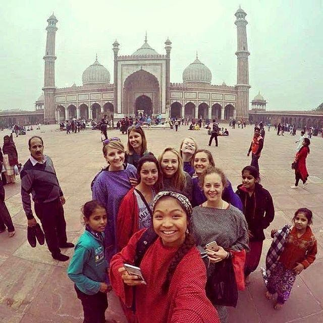 Volunteer in India - Delhi with IVHQ - Squad Goals