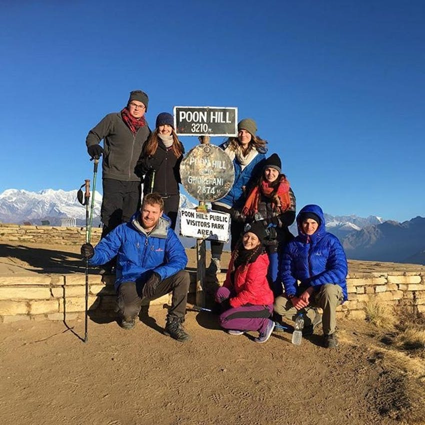 Volunteer in Nepal with IVHQ - Comfort Zone