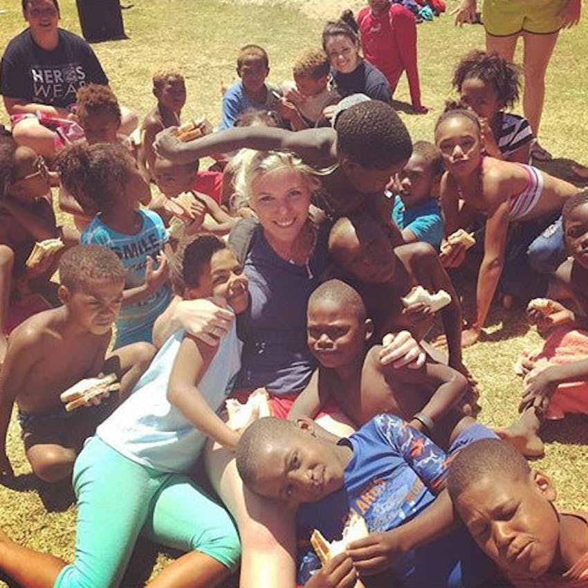 Volunteer in South Africa with IVHQ - Saying Goodbye