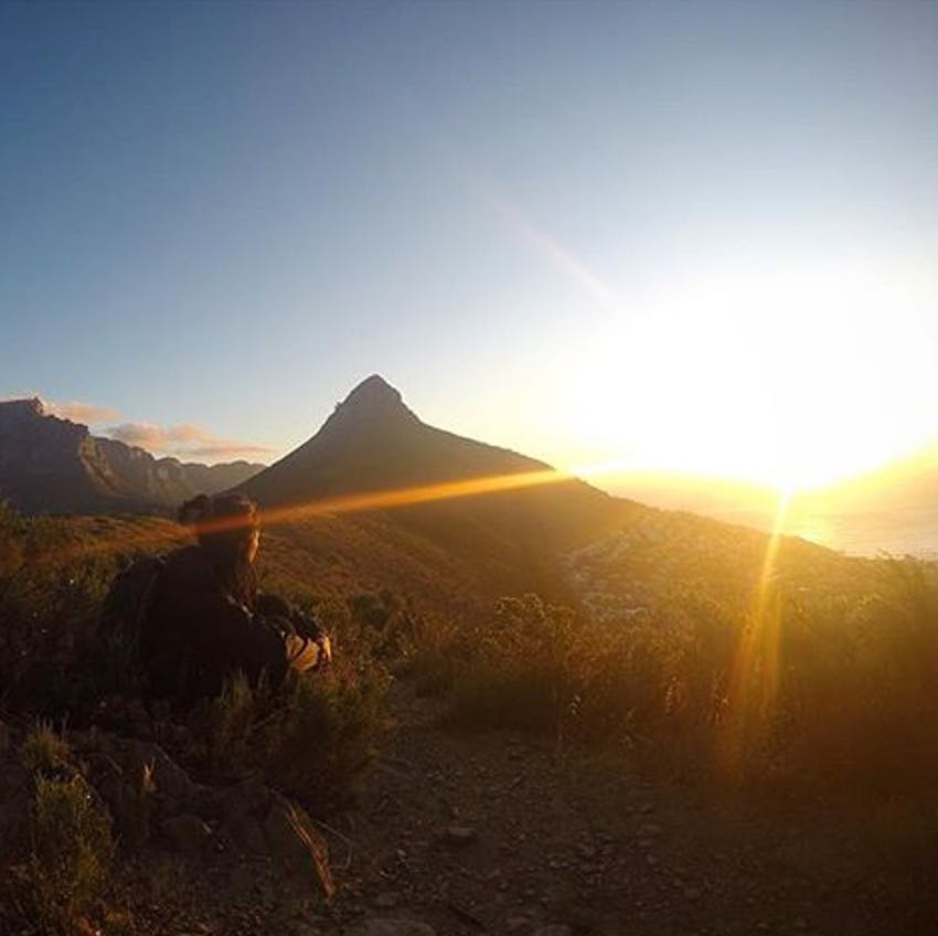 Volunteer in South Africa with IVHQ - Sunsets