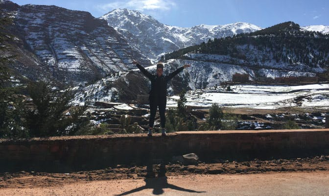 Volunteer Abroad Programs 2017 - Marrakech