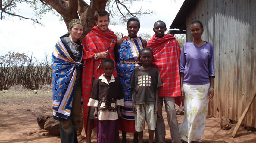 Volunteer abroad as a couple in Kenya with IVHQ