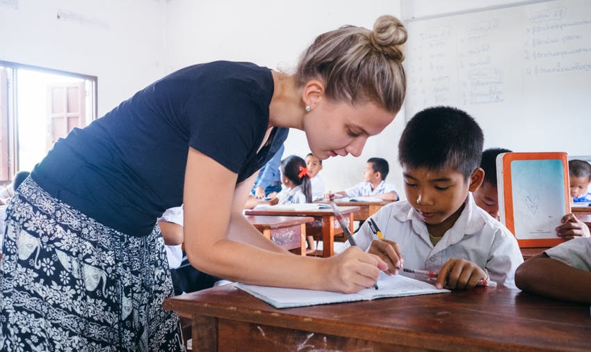 Volunteer on a Teaching Project with IVHQ
