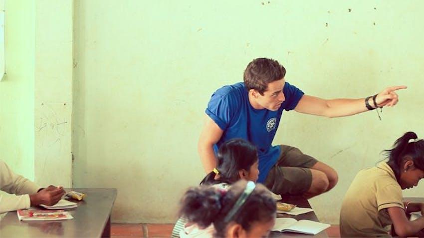 Volunteer Abroad Programs 2015 Teaching English in Cambodia