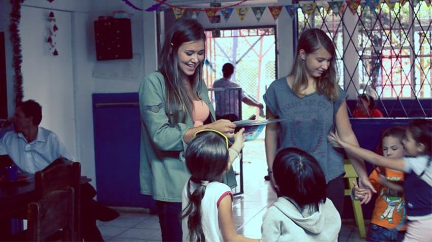 Volunteer Abroad Programs 2015 Childcare in Costa Rica
