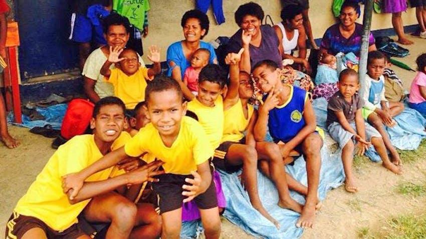 Volunteer Abroad Programs 2015 Teaching English in Fiji