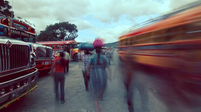 Volunteer Abroad Programs 2015 Living Like a Local in Guatemala