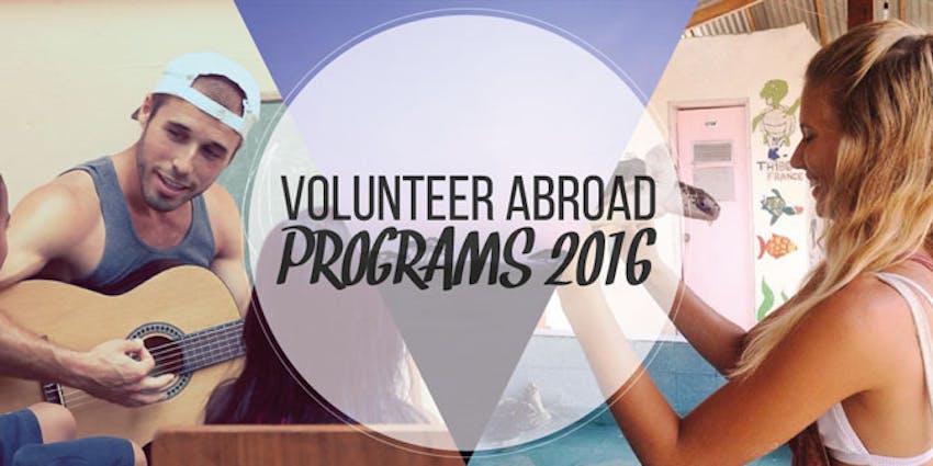 Discover IVHQ's Top Volunteer Programs in 2016
