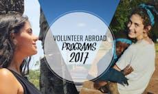 Best Volunteer Abroad Programs 2017