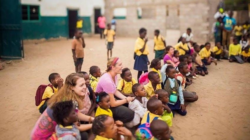 Volunteer abroad programs 2018 - Zambia