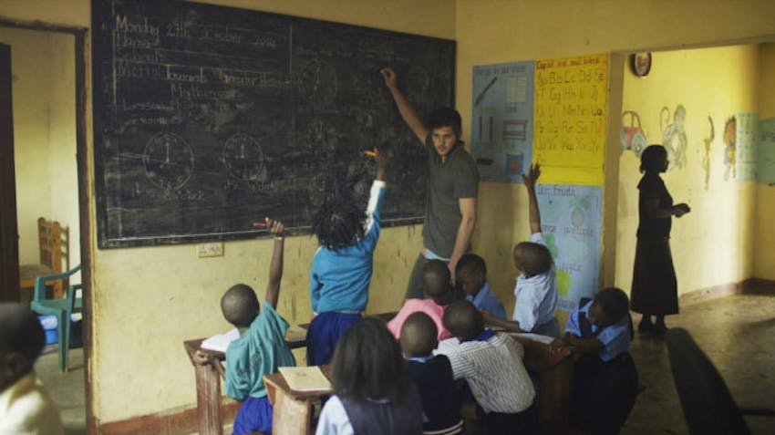 Volunteer Abroad Tips and Secrets
