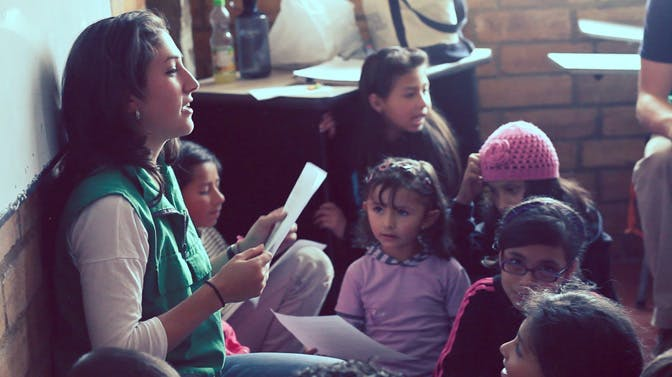 Study abroad and volunteer in Colombia with IVHQ