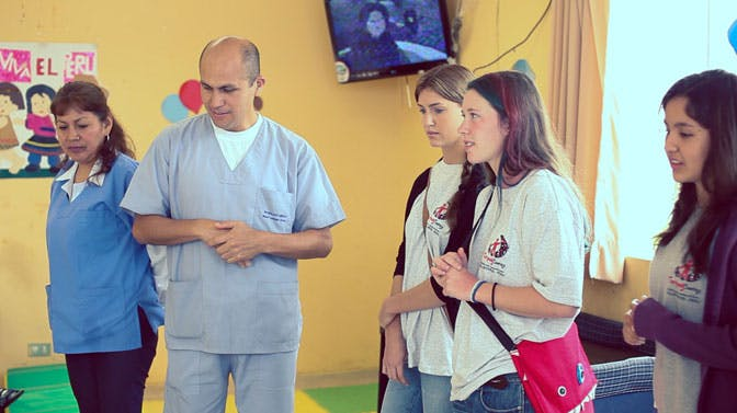 Volunteer and study abroad in Lima with International Volunteer HQ