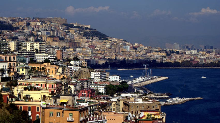 Volunteer and study abroad in Naples, Italy with IVHQ