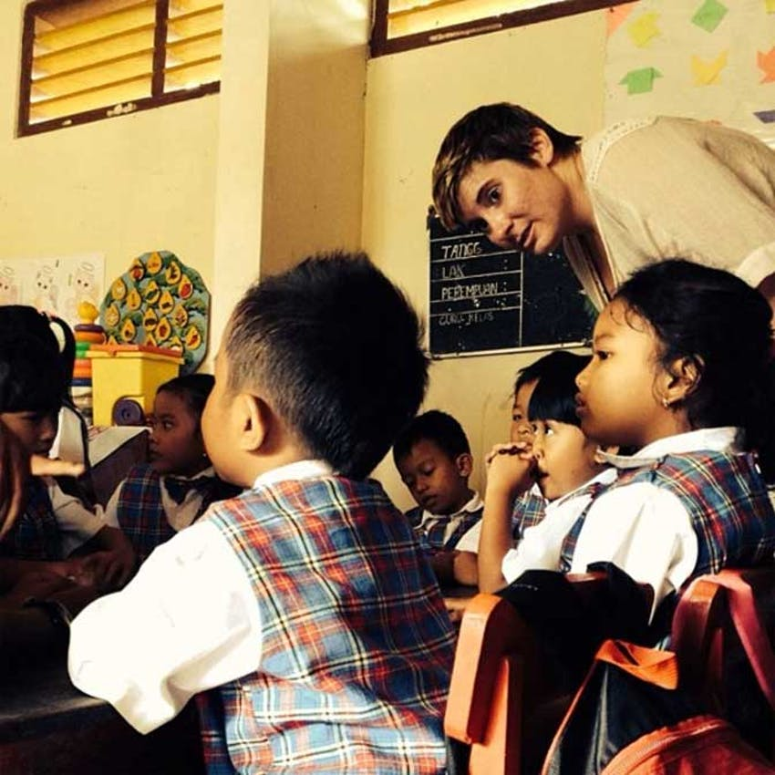 IVHQ Kindergarten Teacher volunteer in Bali