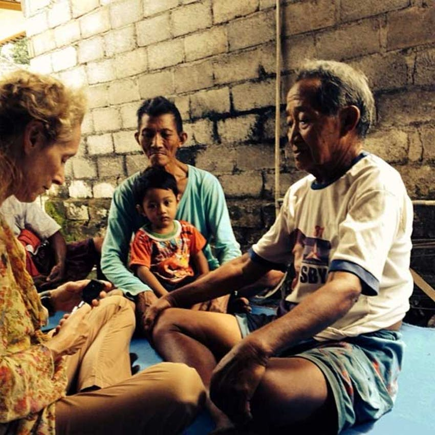 Meet the locals as an IVHQ volunteer in Bali