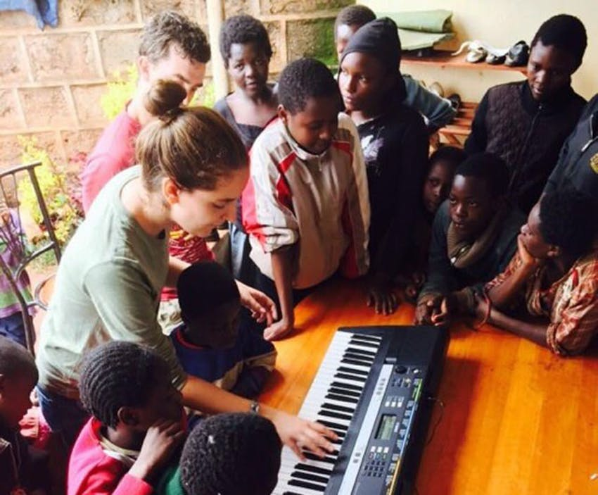 Get to the know the local as a volunteer in Kenya